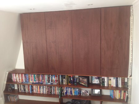 Bespoke Wardrobes/Units & Carpentry #03