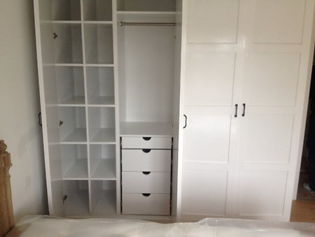 Bespoke Wardrobes/Units & Carpentry #02