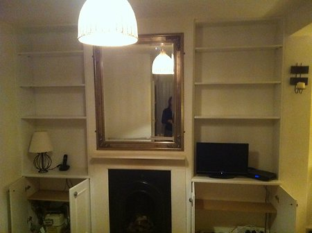 Bespoke Wardrobes/Units & Carpentry #08